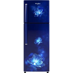 WHIRLPOOL Frost Free  Refrigerator ( Double Door,Sapphire Radiance,245  L,2 Star BEE Rating,NEO 258LH ROY )