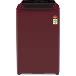 WHIRLPOOL Fully Automatic Washing Machine ( Fully Automatic Top Load,Maroon,WHITEMAGIC ELITE PLUS 6.5 WINE 10YMW )