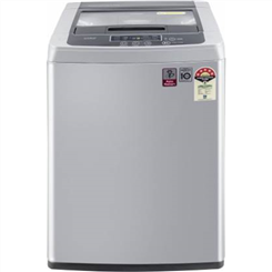 LG Fully Automatic Top Load ( Top loaded,Silver,NA )