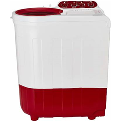 WHIRLPOOL Semi Automatic Washing Machine ( Semi Automatic Top Load,Red, White,Ace 7.2 Supreme Plus (Coral Red) (5YR) )