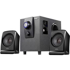 INTEX 35W Home Theater ( Black,Bluetooth Home Theater,2.1 channel,XV 1666 TUFB )
