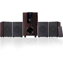 INTEX 55W Home Theater ( Brown,Bluetooth Home Theatre,4.1 channel,XV CHORAL TUFB )