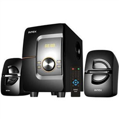INTEX 55W Home Theater ( Black,Bluetooth Home Theatre,2.1 channel,XV BANG SUFB )