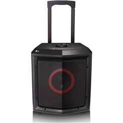 LG Bluetooth Party Speaker ( Black,Home Theater,Stereo channel,FH2 )