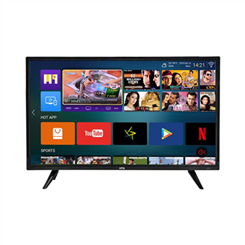 HTQ 32 (HDR) LED Television With 1+1 Year Extended Warranty ( 31.5