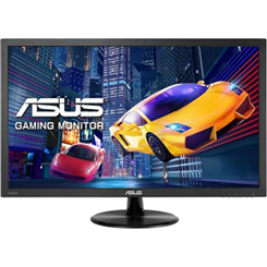 Asus 21.5 inch Full HD Gaming Monitor ( 1920x1080 pixels,VP228HE Gaming Monitor FHD (1920x1080) , 1ms, Low Blue Light, Flicker Free,Flat )